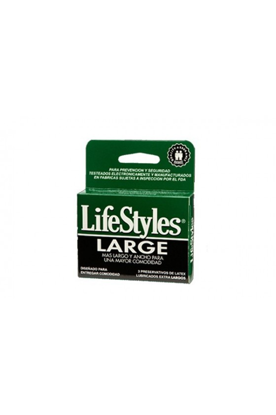 LIFESTYLES® LARGE XL