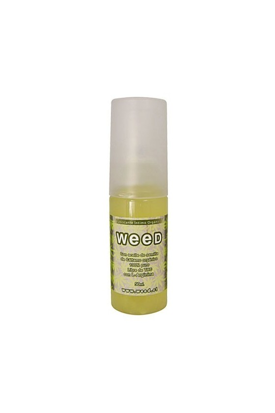Lubricante Intimo Weed 50 ml.