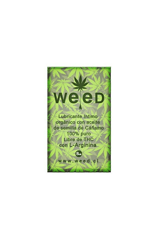 LUBRICANTE INTIMO WEED