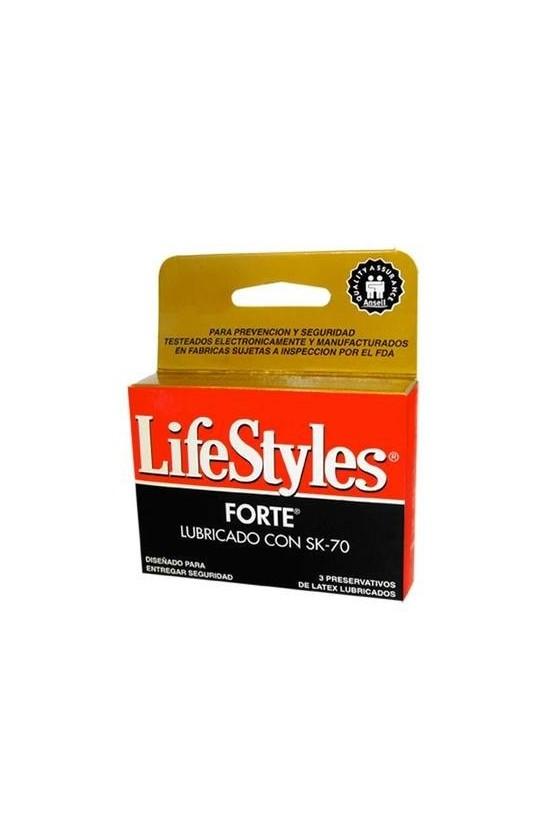 LifeStyles Forte