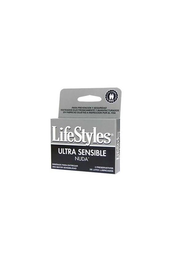 LifeStyles Nuda Ultra Sensible