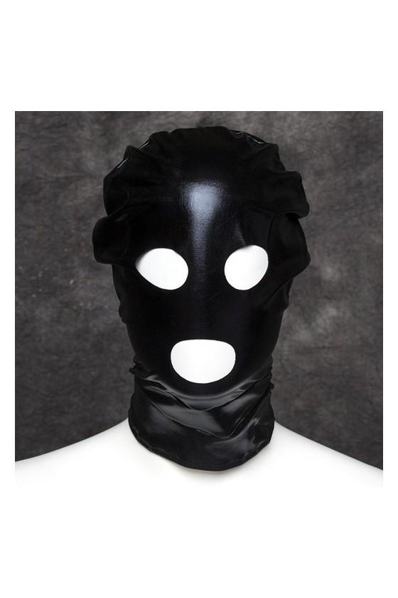 Mascara Negra Ajustable...