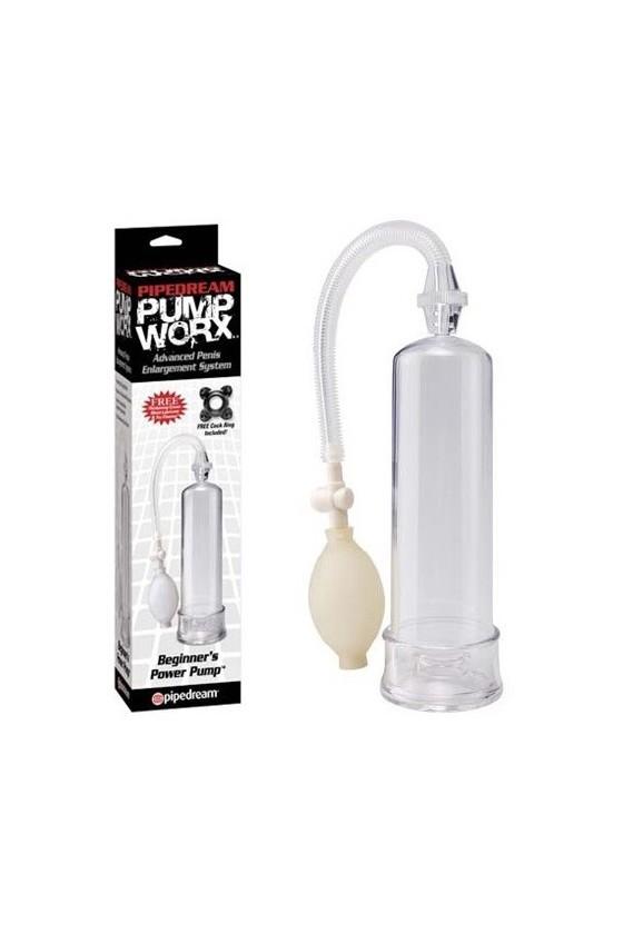 Bomba de Vacio Pump Worx