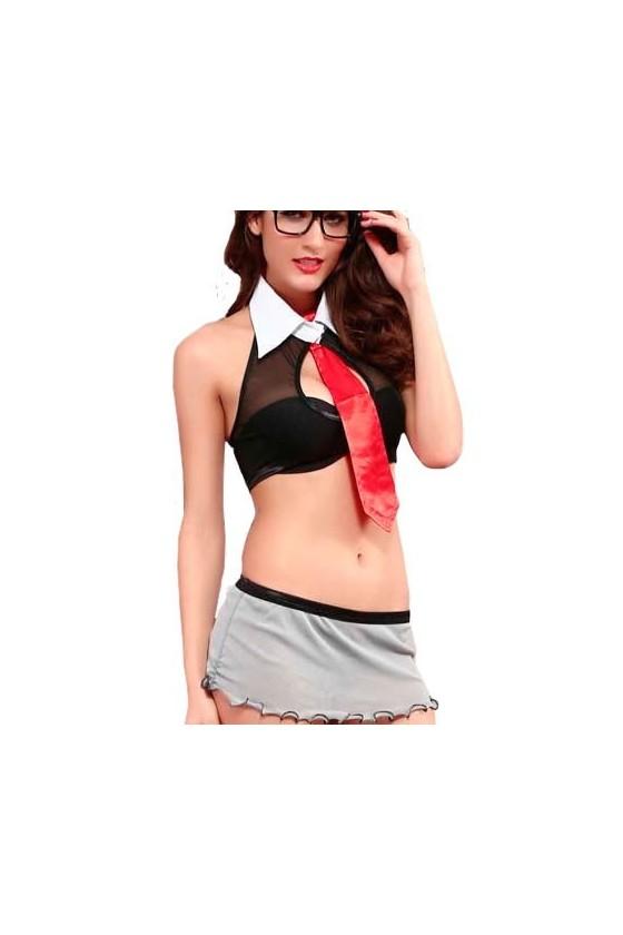 Disfraz Secretaria Erótica