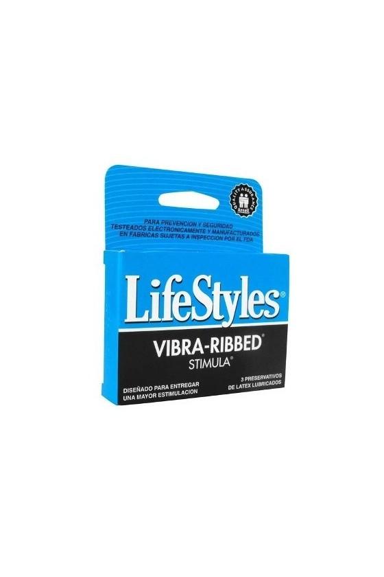Lifestyle Vibra ribbed