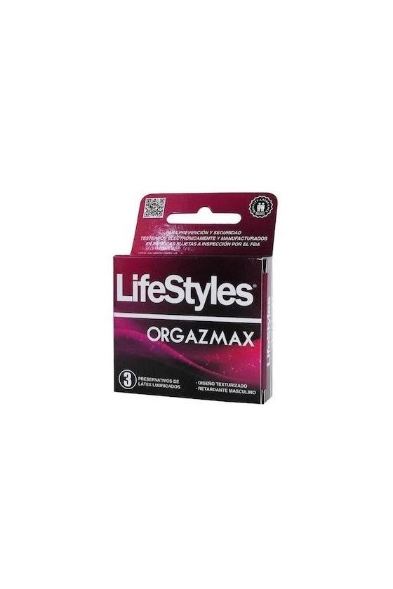 LIFESTYLES ORGAZMAX