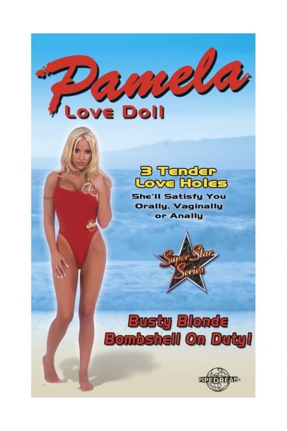Muñeca inflable Pamela love doll