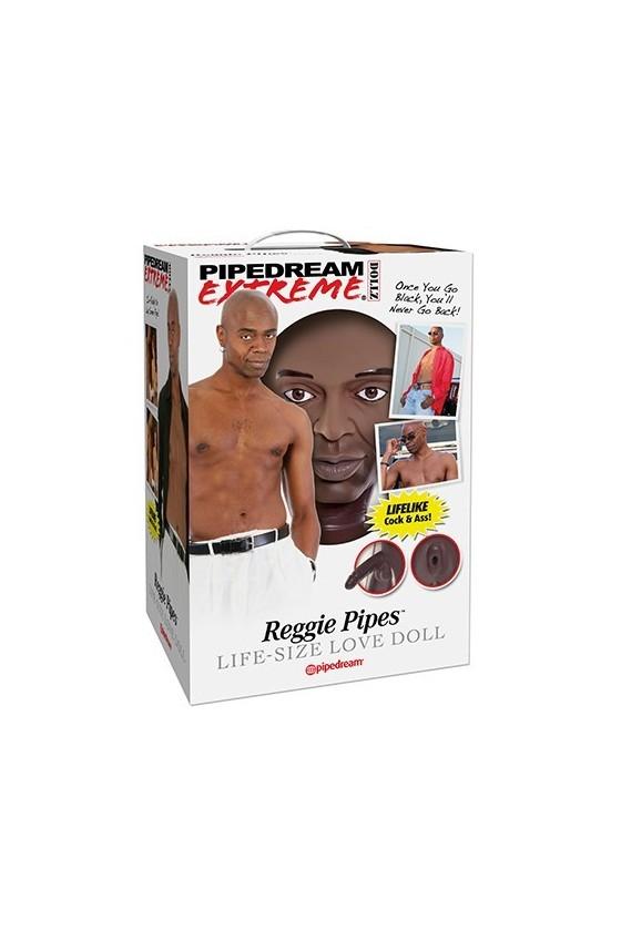 Muñeco PDX Dollz- Reggie Pipes