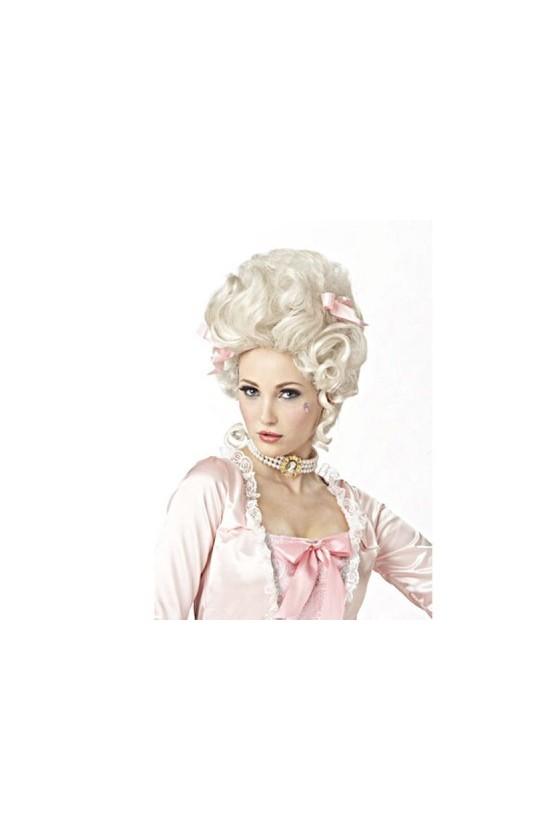 Peluca Marie Antoinette