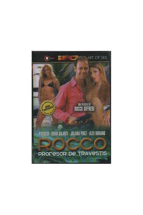 Poofesor de travestis Rocco