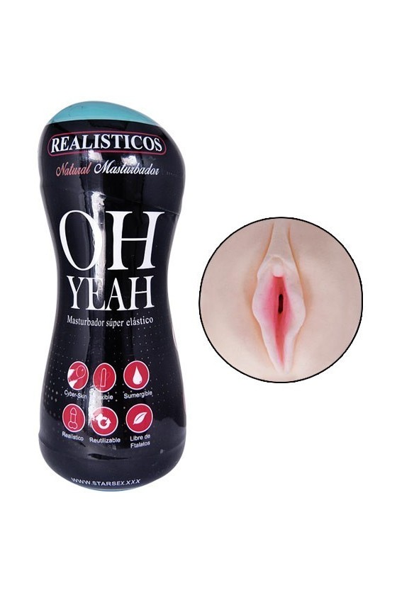 Masturbador Natural Oh Yeah