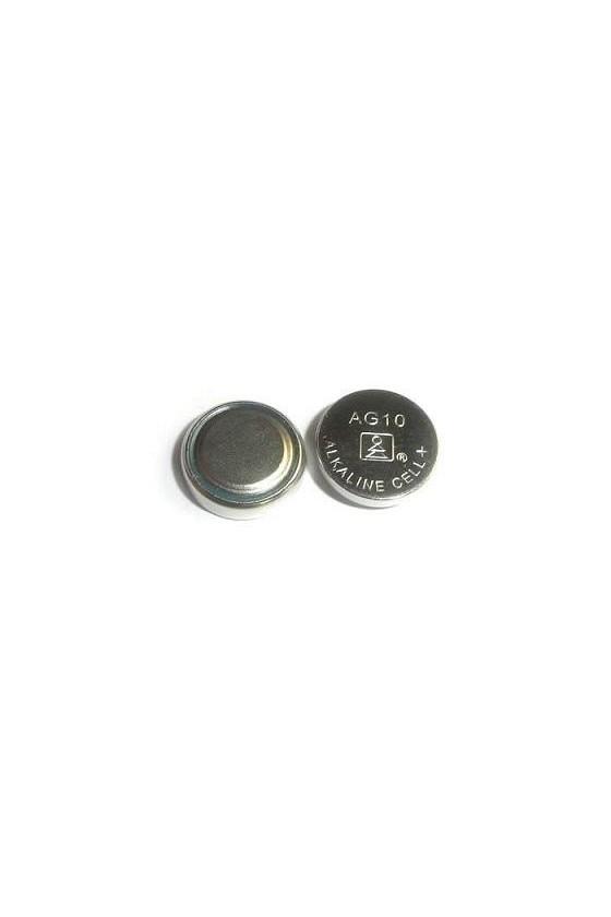 Pilas Reloj AG10 Alcalina T&E