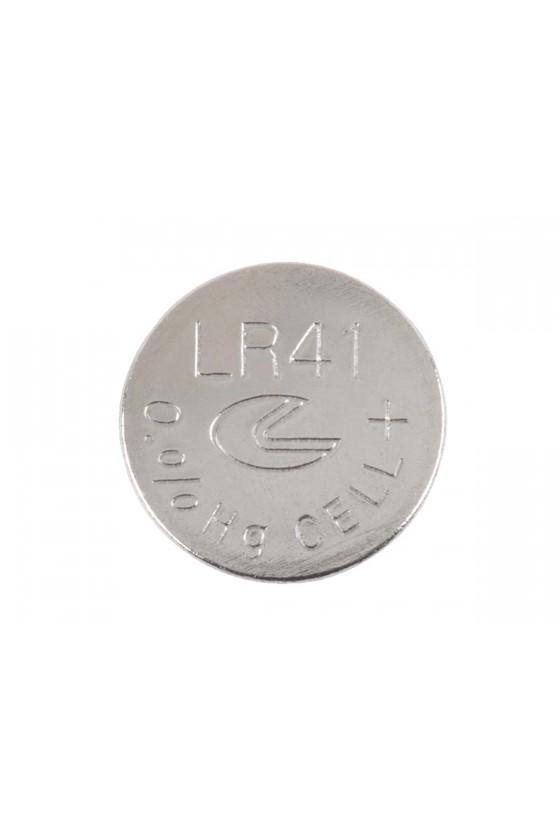 Pilas Reloj AG3/LR41 Alcalina