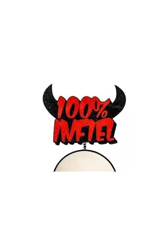 CINTILLO 100% INFIEL