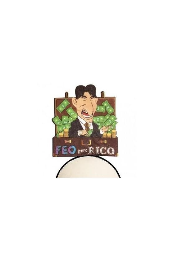 CINTILLO FEO PERO RICO