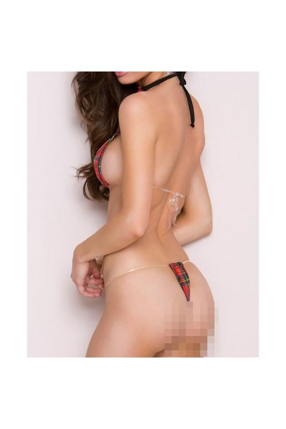 Sexy Bikini Colegiala