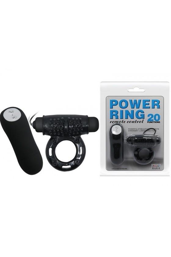 Anillo Vibrador Power Ring...