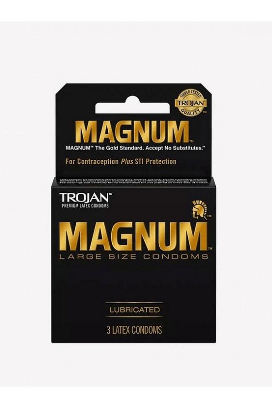 Caja 3 Condones Trojan...