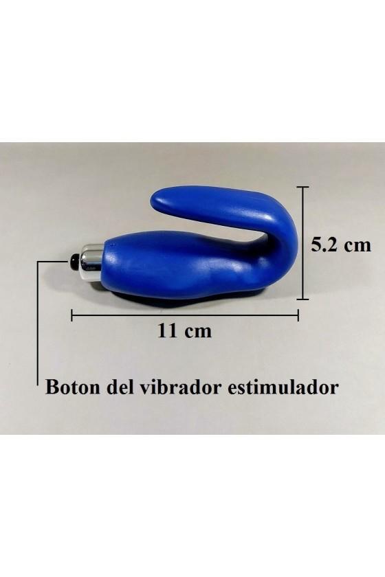 VIBRADOR TIPO U - REAL VIBE BY CAIMAN