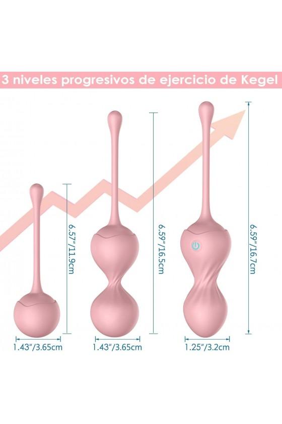 Kit Kegel con bolas a Control remoto