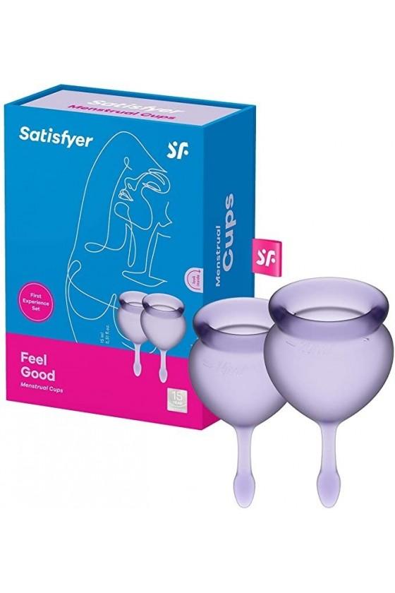 Set 2 Copas Satisfyer Feel...